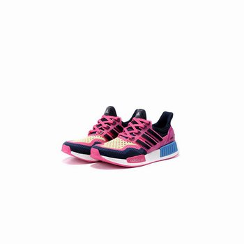 Adidas Originals NMD X Ultra Boost Women Rose Yellow