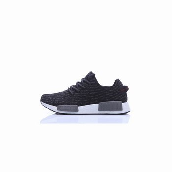 Adidas Originals NMD X Yeezy 350 Boost Mens Black Gray
