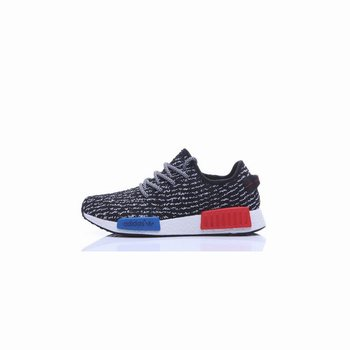 Adidas Originals NMD X Yeezy 350 Boost Mens Black White