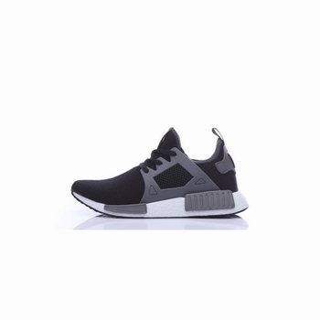 Adidas Originals NMD XR1 Runner Primeknit Mens Black/Grey