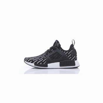 Adidas Originals NMD XR1 Runner Primeknit Mens Black/White