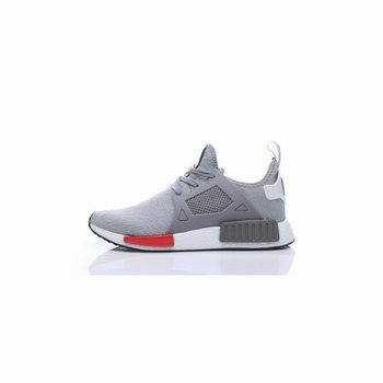Adidas Originals NMD XR1 Runner Primeknit Mens Grey/Red
