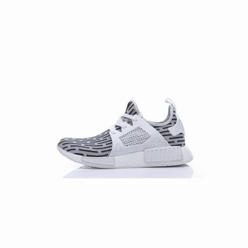 Adidas Originals NMD XR1 Runner Primeknit Mens White/Black