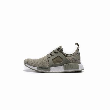 Adidas Originals NMD XR1 Runner Primeknit Unisex Grey Green