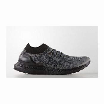 Adidas Ultra Boost Uncaged Triple Black Grey