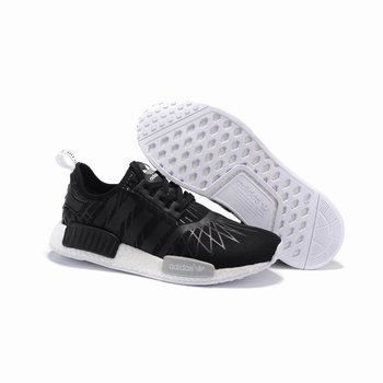 Adidas Women Originals NMD Balck Factory Sales